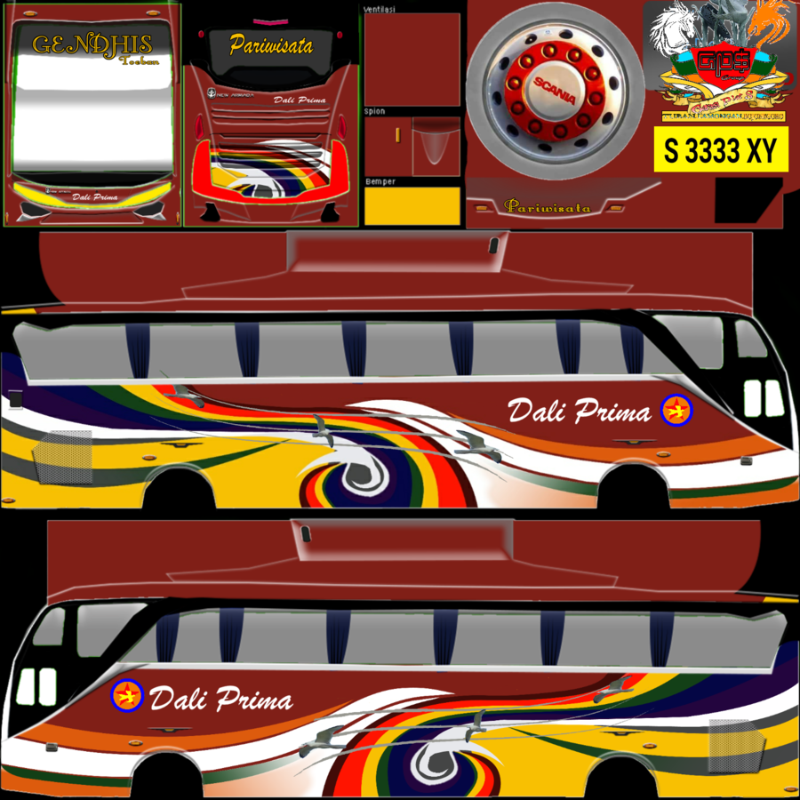 Bus Cartoontransparent png image & clipart free download