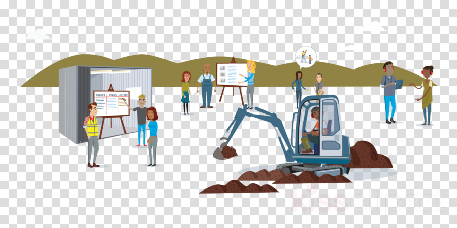 cartoon clipart Construction Architectural engineering