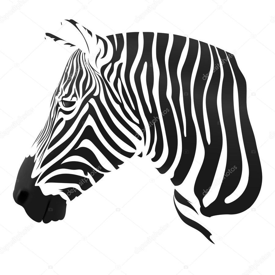 Download Zebra clipart | Illustration,Black,Wildlife,Head,Pattern ...