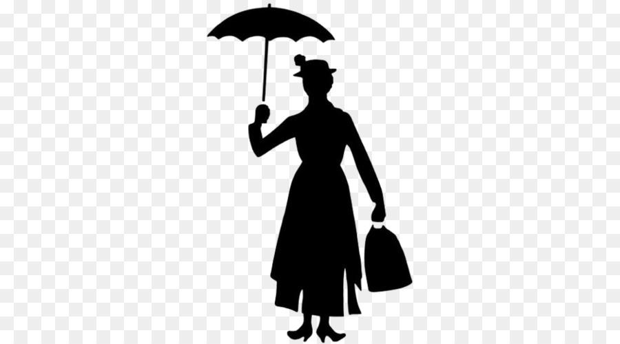 mary poppins svg clipart Mary Poppins Clip art