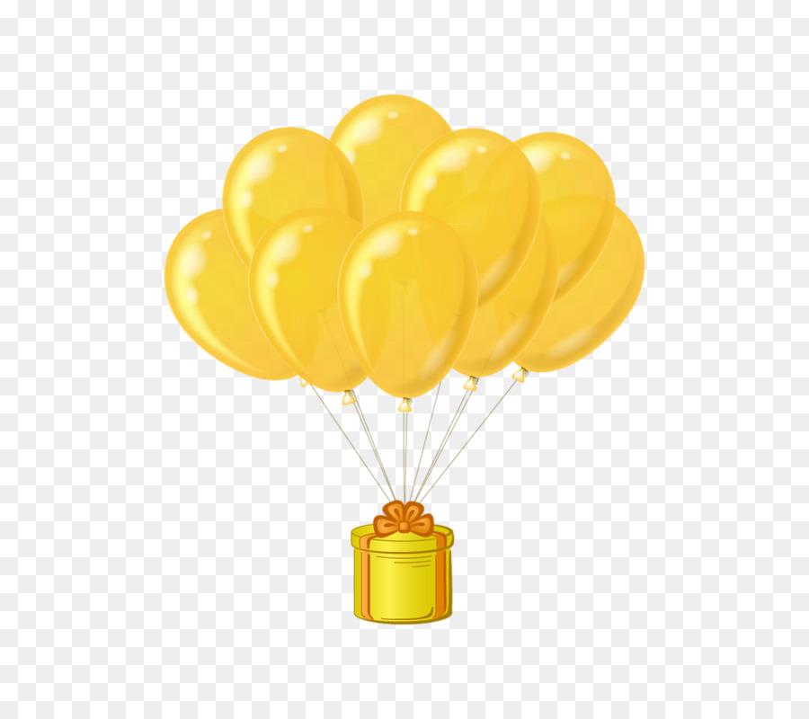 Balloon clipart Balloon Gift