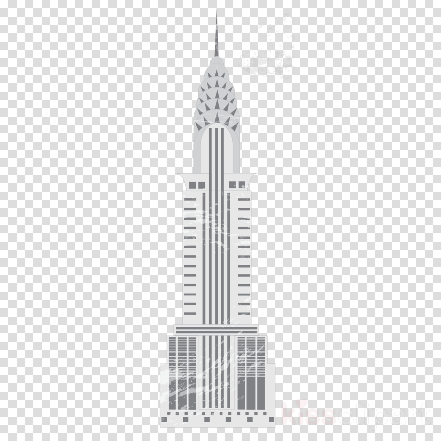 line drawing chrysler building clipart Chrysler Building Empire State Building Drawing