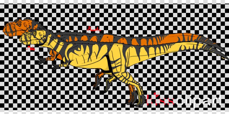 Dinosaur clipart Velociraptor Tyrannosaurus Triceratops