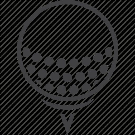 Golf Ball Clipart Golf Ball Sports Transparent Clip Art