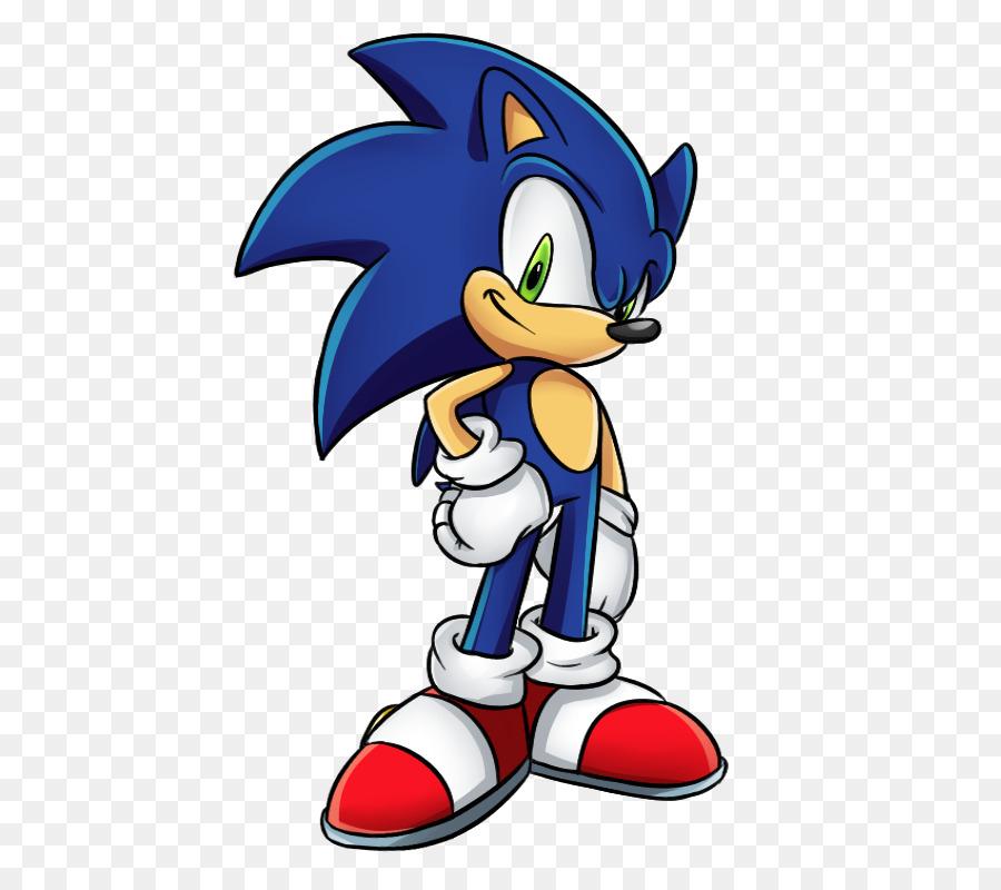 Sonic The Hedgehog Clipart Hedgehog Cartoon Line Transparent Clip Art