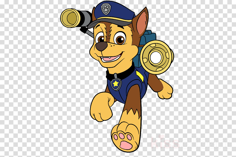 chase paw patrol head clipart Pups to the Rescue! (Paw Patrol) Chase Bank Clip art