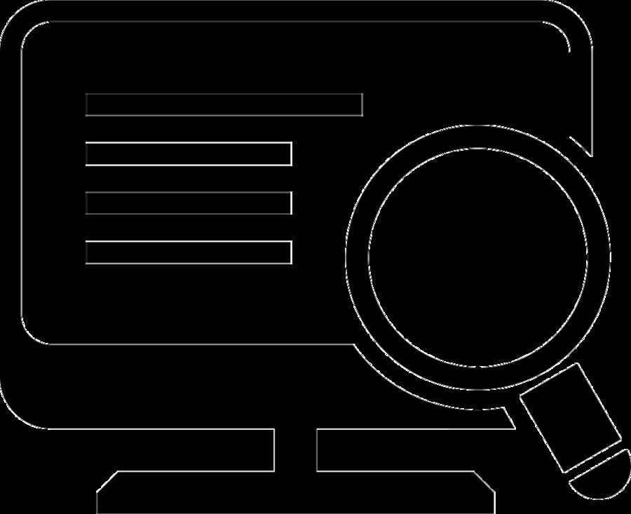 Magnifying Glass Symbol