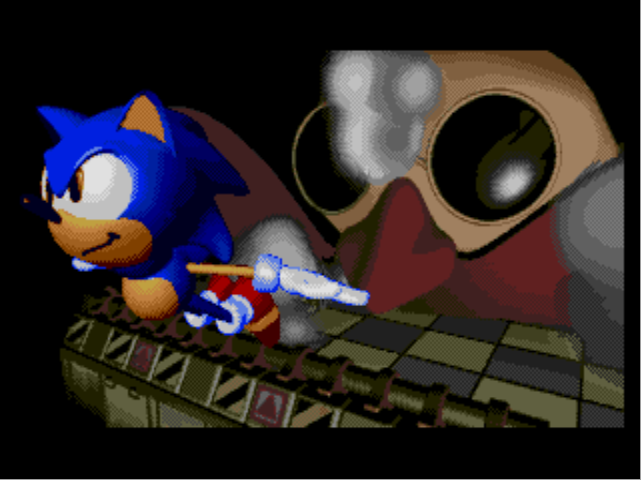Sonic The Hedgehog clipart - Game, Technology, Art