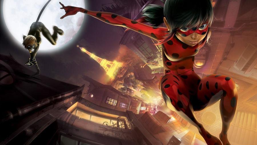 Miraculous Ladybug Phone Wallpaper Hd The Best HD