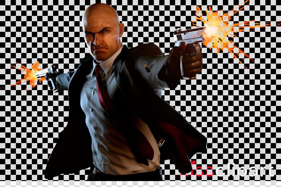 hitman png hd clipart Hitman: Absolution Hitman: Blood Money Agent 47