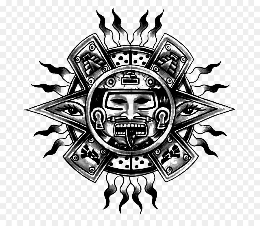 Maya Logo Clipart Tattoo Design Font Transparent Clip Art