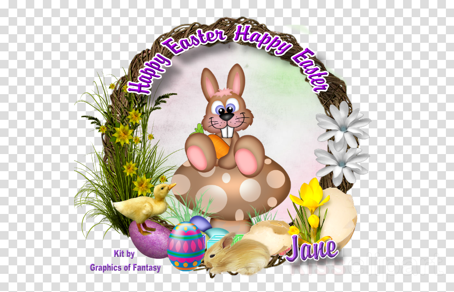 easter bunny clipart Easter Bunny Easter egg