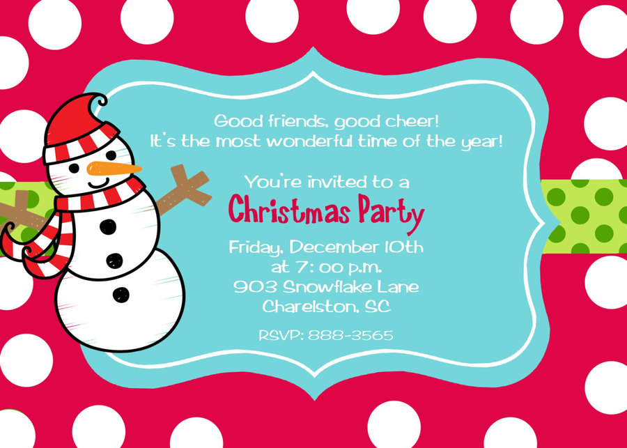 download kids christmas party invitation wording clipart childrens party christmas day party birthday holiday