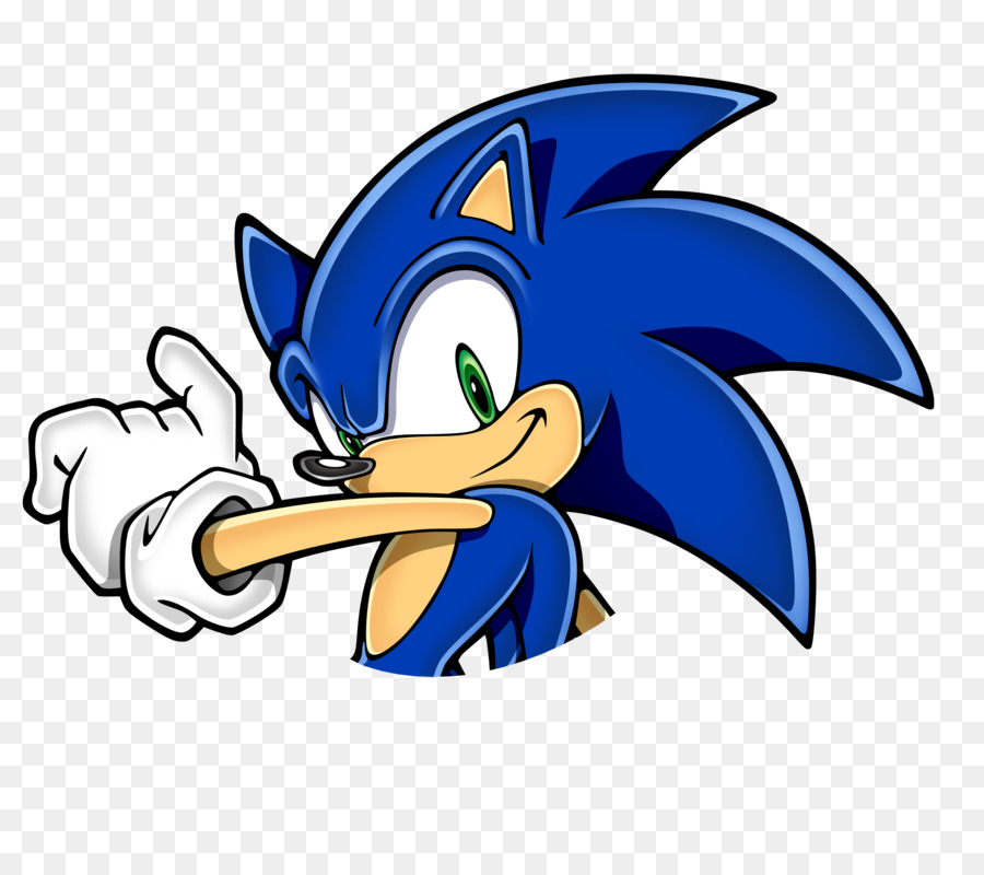 Sonic The Hedgehog Giant Wall Decals Stickers