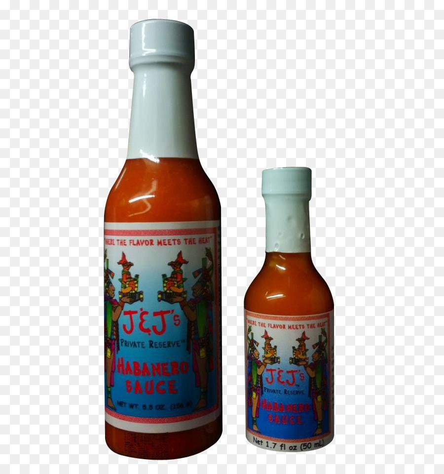 j & j habanero j & j's private reserve habanero sauce 1.5 oz clipart Hot Sauce Sweet chili sauce Habanero sauce