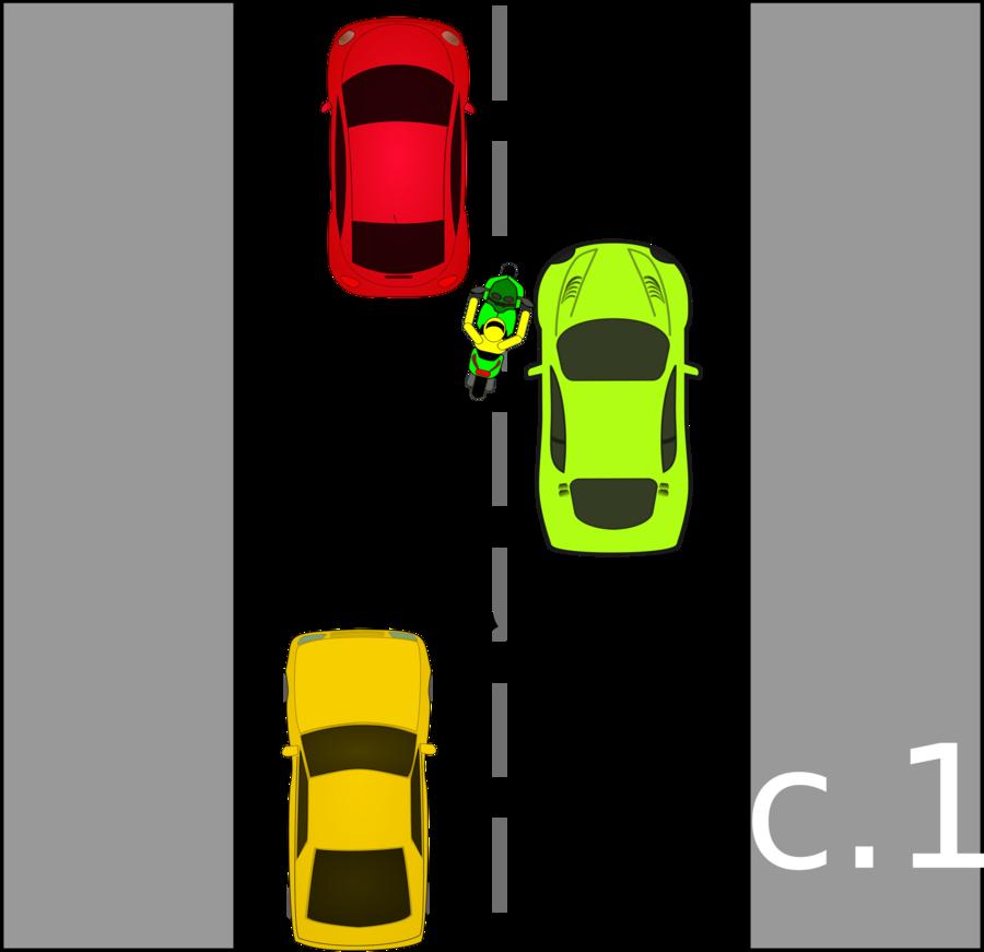 Road Cartoon