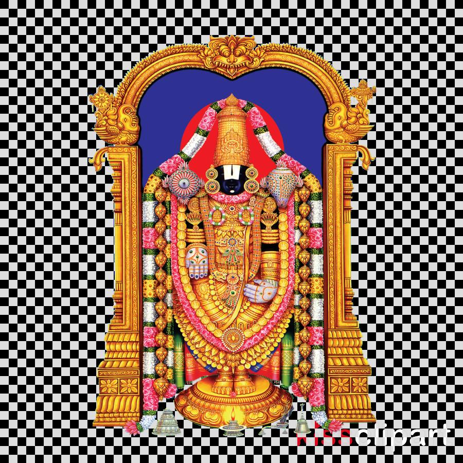 tirupati balaji png clipart Venkateswara Temple, Tirumala Vishnu Lakshmi