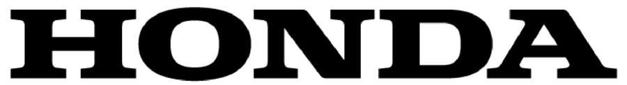 monochrome clipart Honda Logo