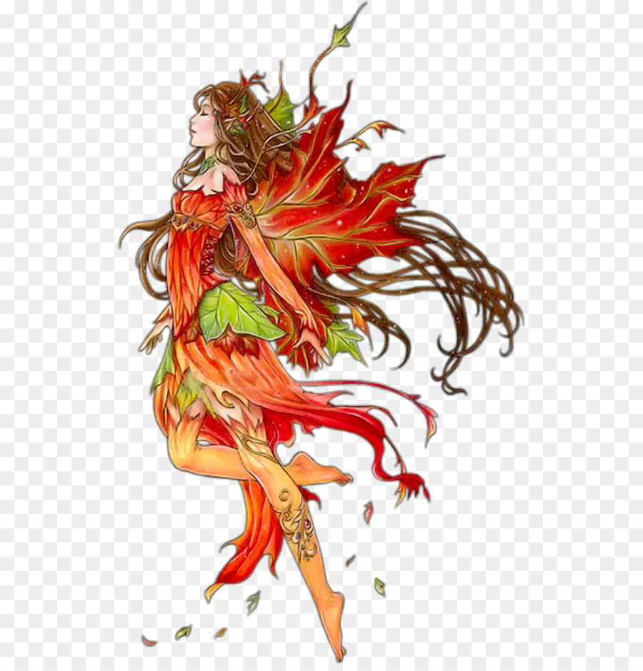oak autumn fairy clipart Fairy Frolics Elf