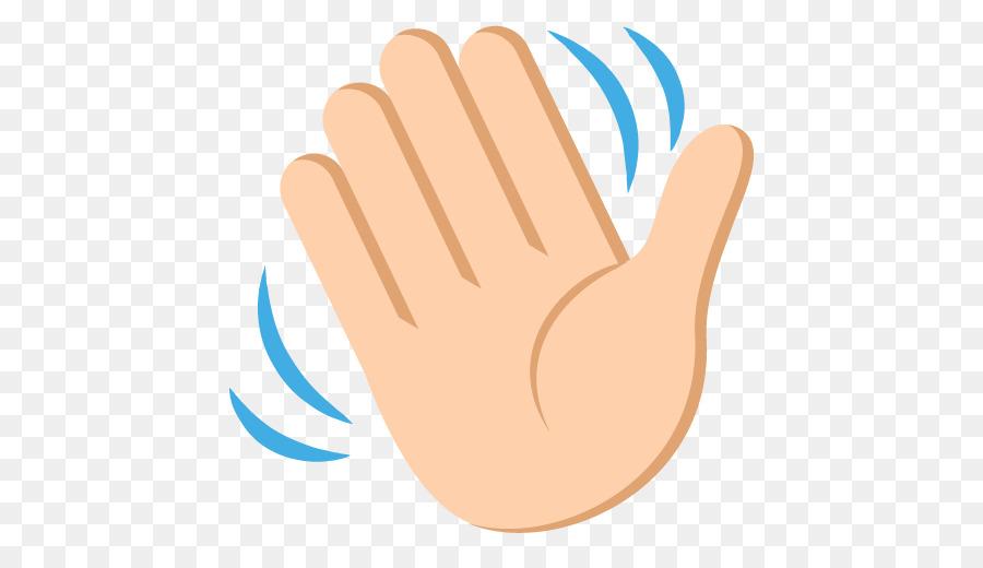 Wave Cartoon clipart - Hand, Finger, Line, transparent ...
