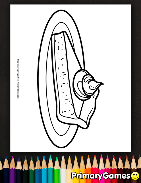 August month coloring page | Food coloring pages, Coloring pages ... | 642x496