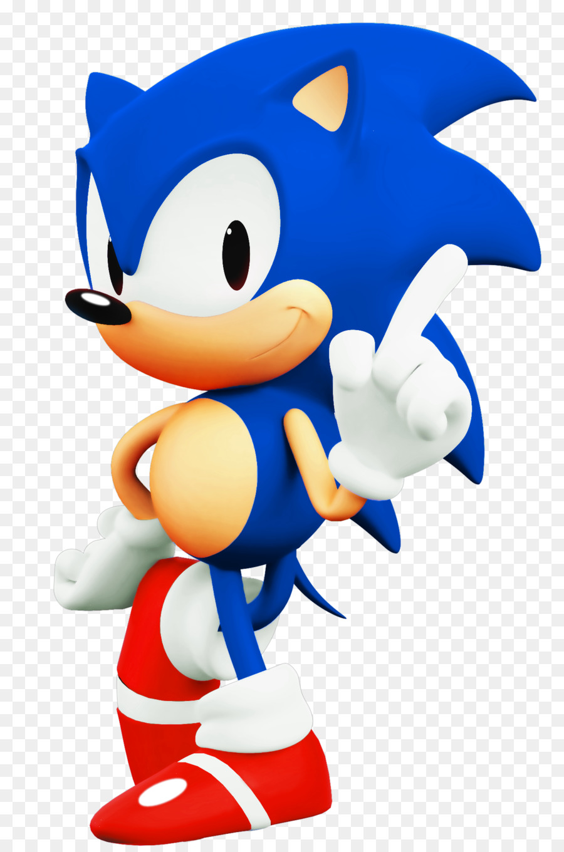 Sonic The Hedgehog Clipart Cartoon Technology Graphics Transparent Clip Art