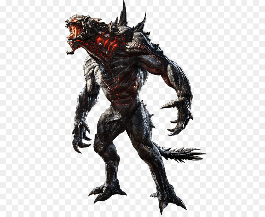 goliath dnd5e clipart Evolve Dungeons & Dragons Video Games