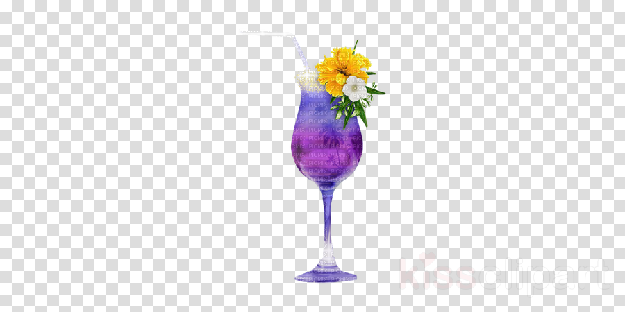 Glass, Purple, Flower, transparent png image & clipart free download