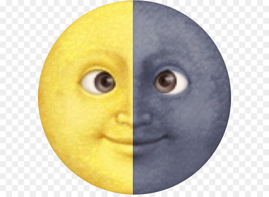 Black Moon Emoji