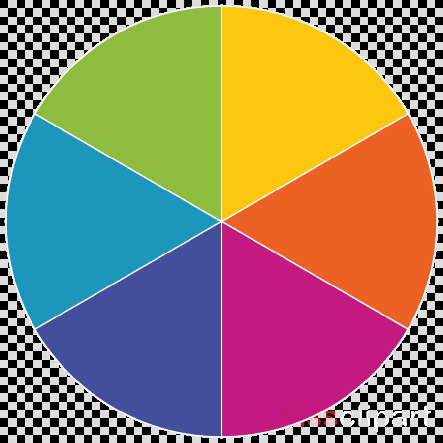 Color wheel clipart Color wheel Primary color
