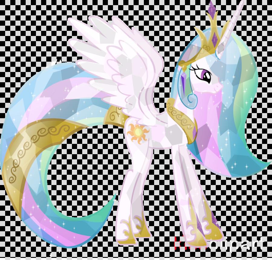 mlp crystal ponies celestia clipart Princess Celestia Pony Princess Luna