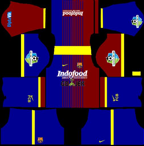 best service 1bd50 d017d Barcelona Logo Dream League 2019 clipart - Football, Blue ...