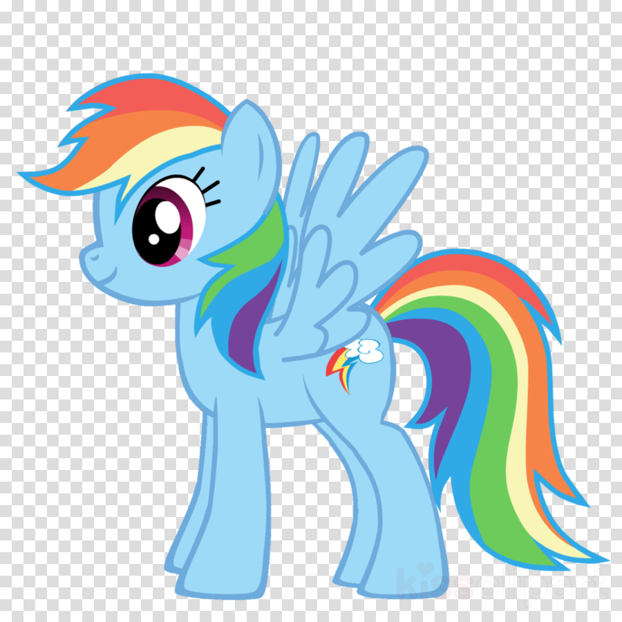 rainbow dash clipart Rainbow Dash Rarity Pony