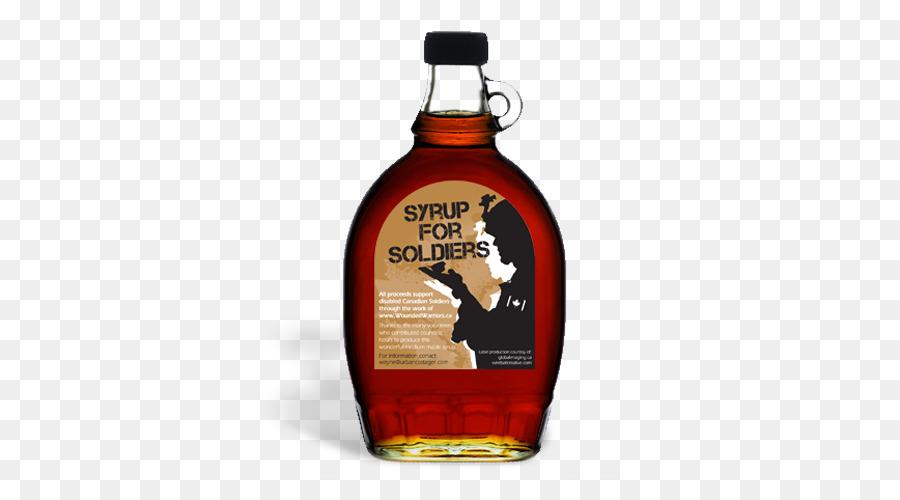 maple syrup bottle png clipart Liqueur Bottle Maple syrup