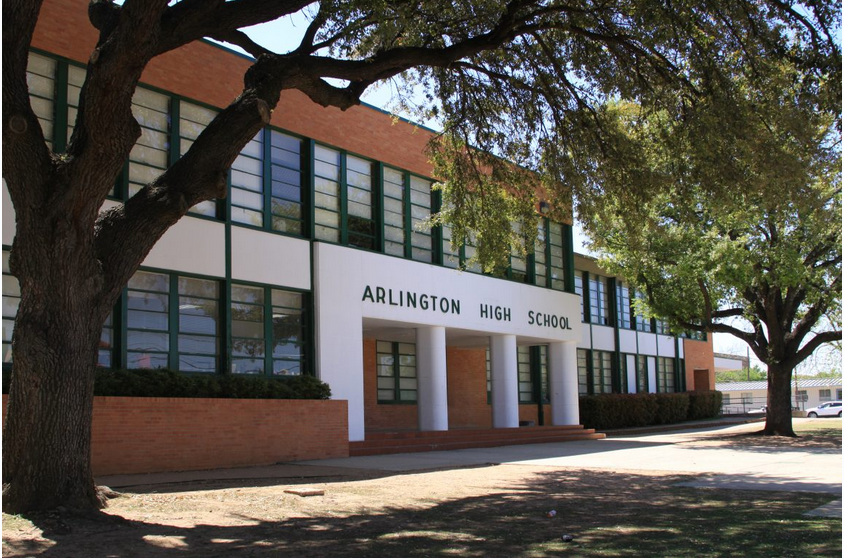 arlington high school texas clipart Arlington High School National Secondary School