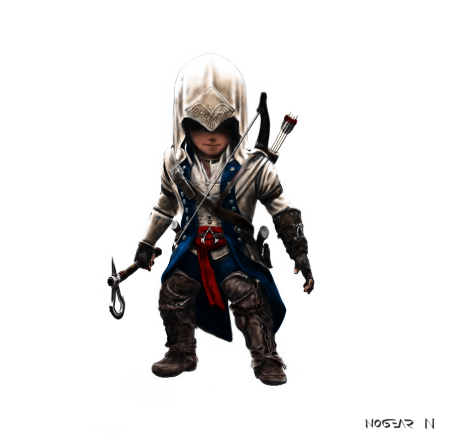 Assassin S Creed 3 Connor Kenway Png Clipart Assassin S Creed Iii