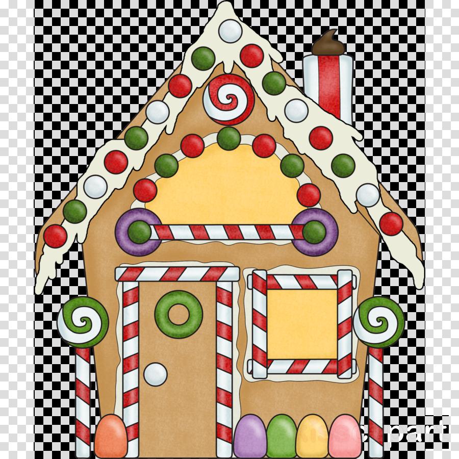 gingerbread house clip art clipart Gingerbread house The Gingerbread Man Clip art