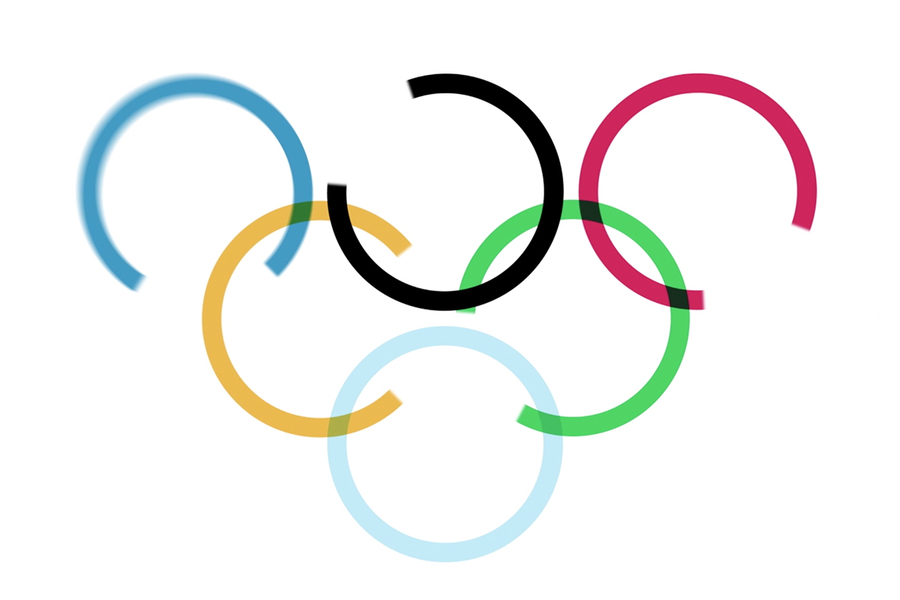 Download Represent The Olympic Rings Clipart Olympic Symbols Aneis