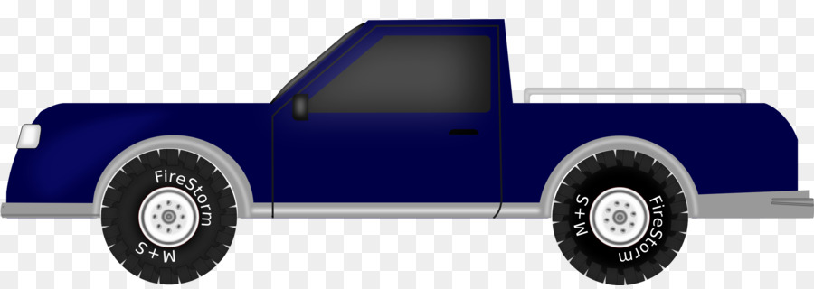 Truck clipart Motor Vehicle Tires Car Pickup truck
