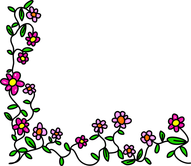 Flower Drawing Pink Transparent Png Image Clipart Free Download