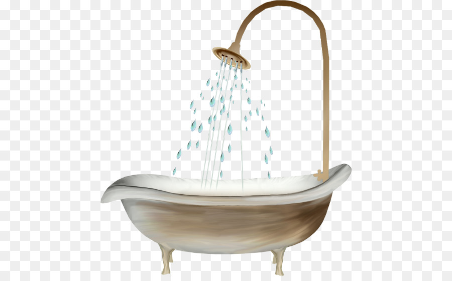Download Gif Bonne Douche Clipart Towel Shower Baths Toilet Product Furniture