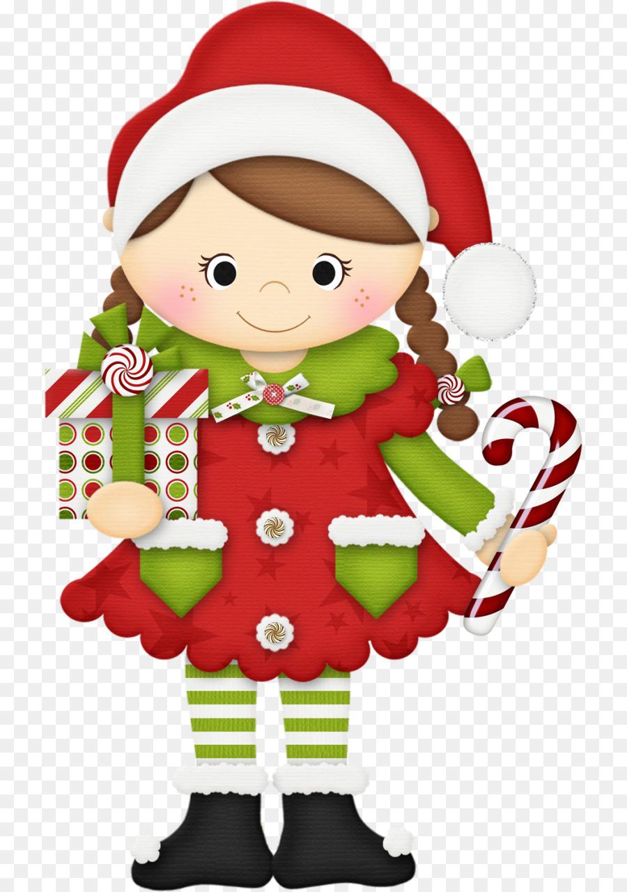 Christmas Clipart Santa.Candy Cane Christmas Clipart Christmas Illustration