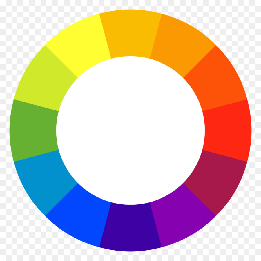 color wheel clipart Color wheel Color theory Color scheme
