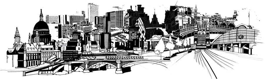 Download Illustration clipart Drawing Illustrated Maps