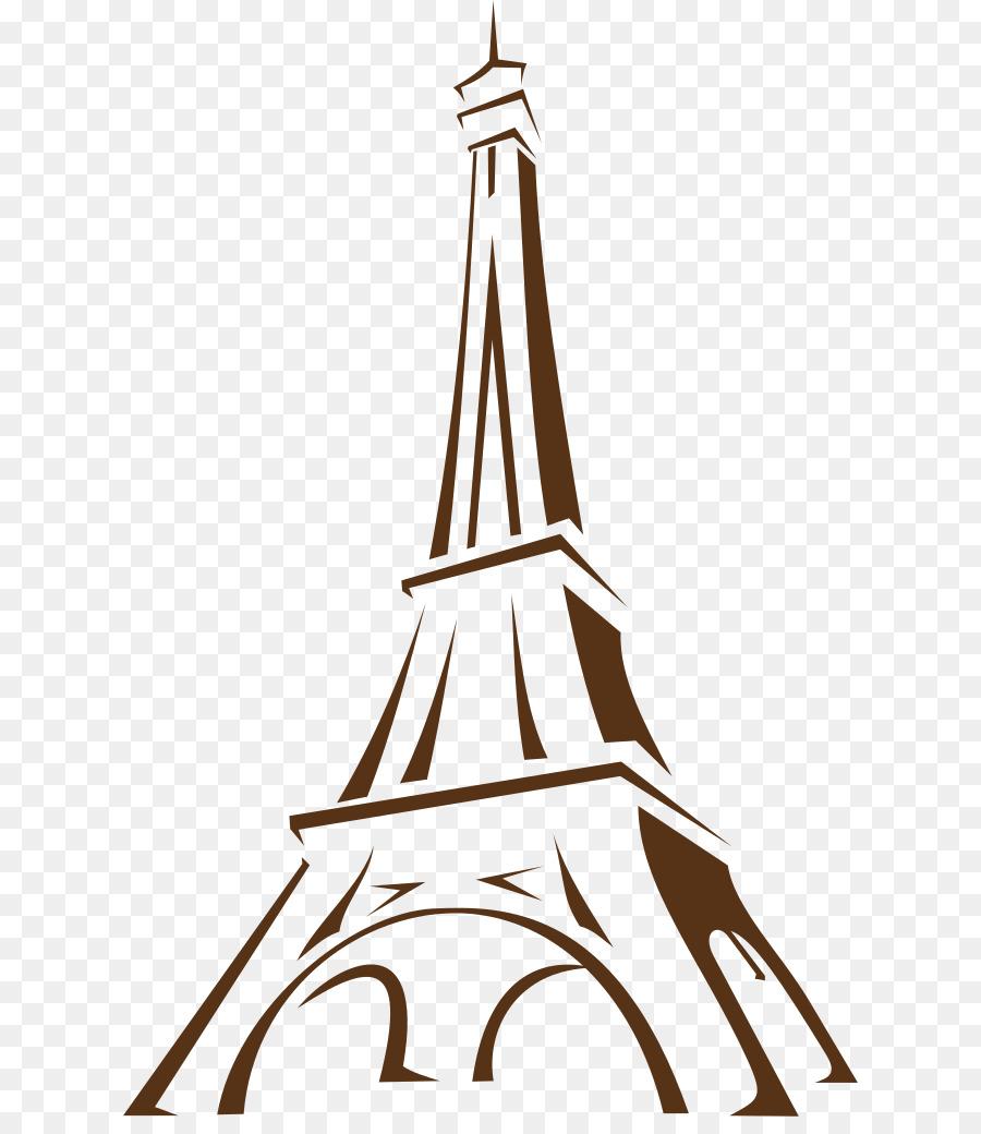 eiffel tower drawing clipart Eiffel Tower Drawing Clip art
