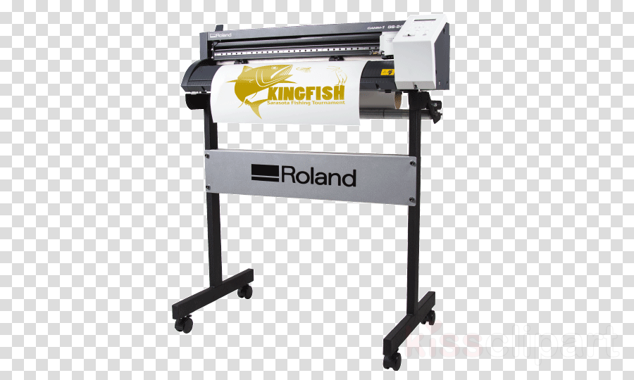 roland gs24 clipart Vinyl cutter Roland DG Roland Corporation