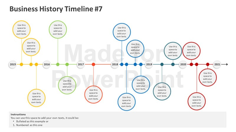 Timeline History Text Diagram Product Font Line Design