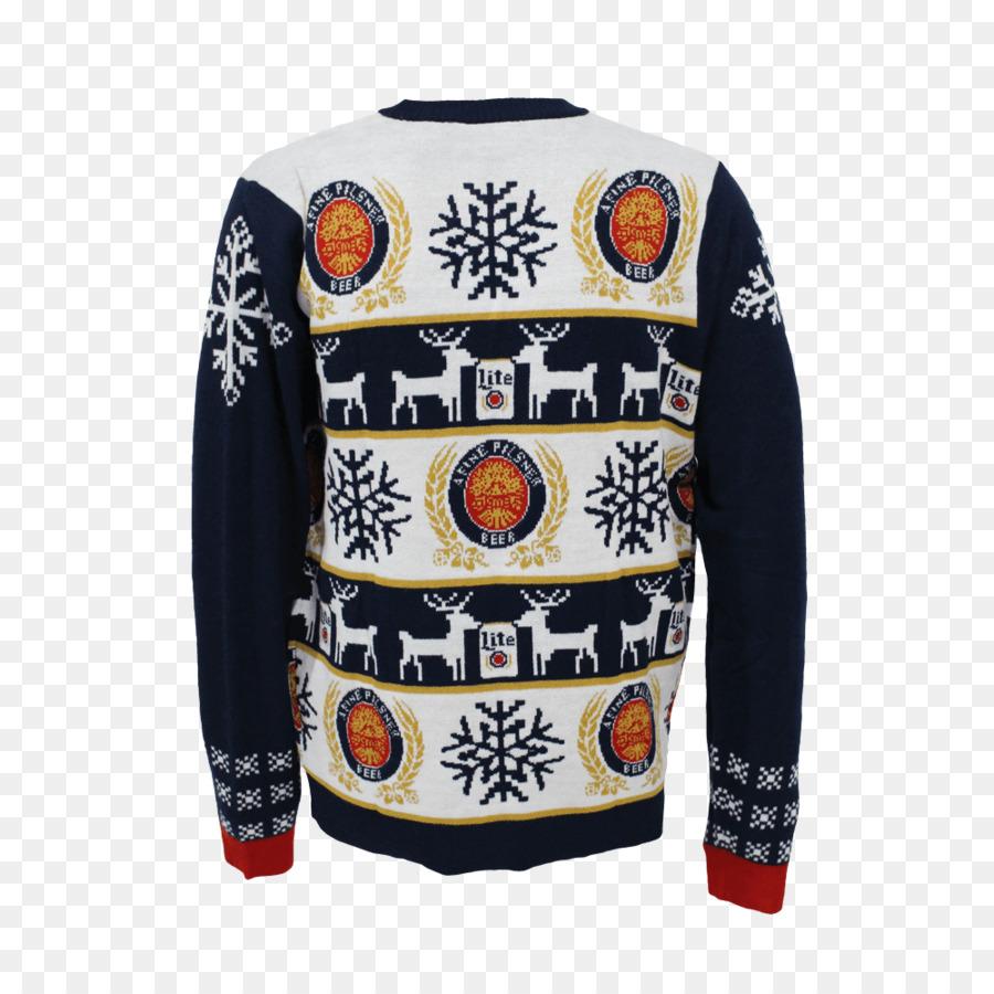 Download miller lite christmas sweater clipart Miller Lite Miller ...