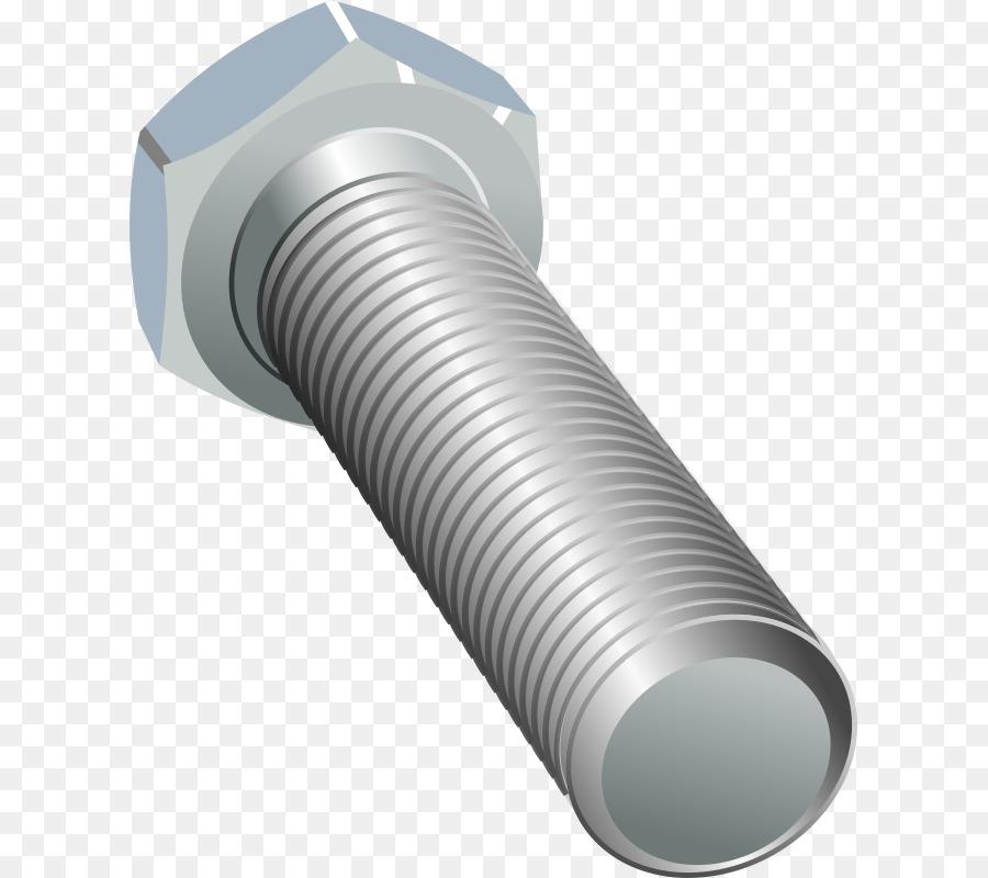Screw clipart Screw Nut Bolt