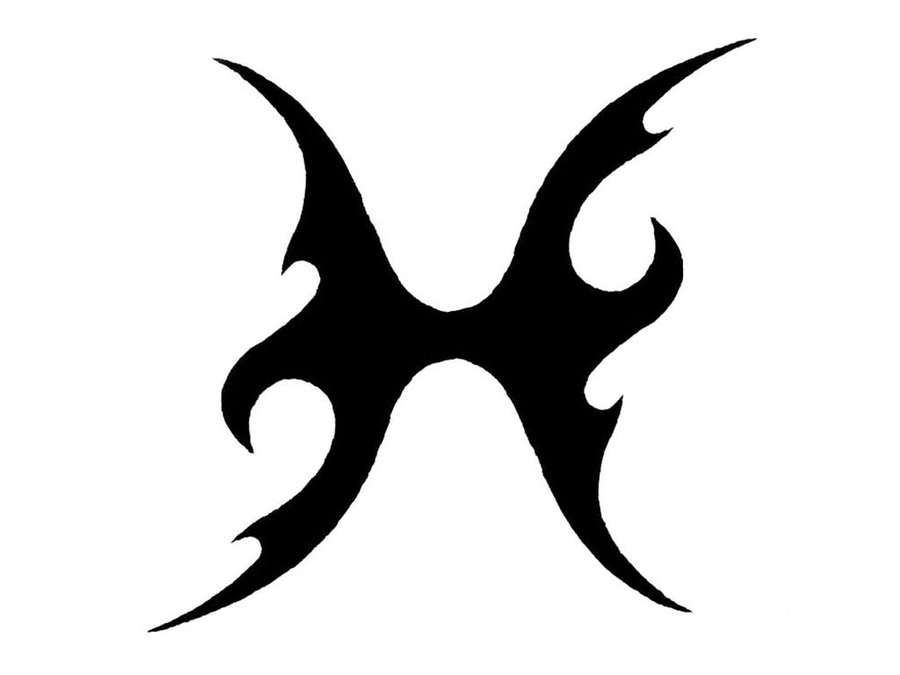 Download Pisces Symbol Clipart Zodiac Pisces Astrological Sign